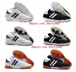 Tf zapatos de futbol online-Zapatillas de fútbol para hombre 2019 Copa 70Y FG IN TF Cucharas de fútbol de fútbol Copa mundial de fútbol Botas IC de interior Copa Mundial botas scarpe da calcio