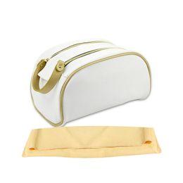 cosméticos saco grosso denim Desconto luxo designer de maquiagem saco mulheres designer de saco de cosmética compõem bolsa de maquiagem sacos bolsa sacos de higiene sacos viajar mulheres bolsas bolsa zippy
