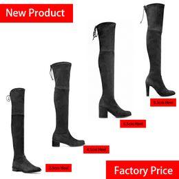 Elasticidade, botas Sapatos longos mulheres botas moda botas de joelho de Fornecedores de relógio de pulso de quartzo ouro