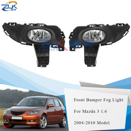 2pc UK Headlight Headlamp Lens Covers For Mazda 6 2003 2004 2005 2006 2007 2008