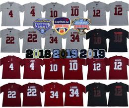 Xxl bowling en Ligne-Finale 2019 Alabama Crimson Tide 4 Jerry Jeudy 22 Najee Harris 34 Damien Harris 10 AJ McCarron 12 Joe Namath Champions College Coupole