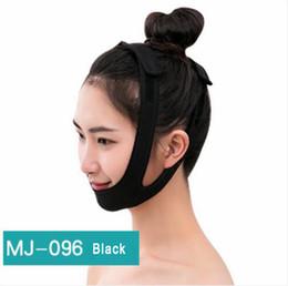 Masque de levage du visage mince Ceinture pour le visage Ceinture amincissante Correction du visage Shaper Bandage Braces Supports ? partir de fabricateur