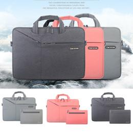 laptops hp cobre Desconto 11 13inch Handbag Briefcase Pro Laptop Shoulder Bag Case Capa Bag Bolsa para PC Notebook HP / Dell Computer