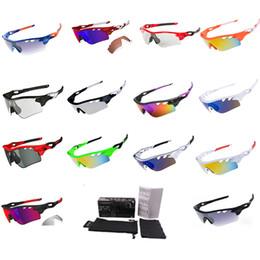 Nomes de espelho on-line-Meia Armação de Revestimento Óculos de Sol conjoined lentes Designer de Marca de Moda Espelho Softball Nome Marca Óculos De Sol Esportes Mulheres Ciclismo De Vidro K26