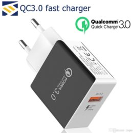 Canada QC 3.0 Rapide Chargeur Mural USB Rapide Chargeurs 5V 3A 9V 2A Voyage Power Wall Adapter Adaptateur De Charge Rapide US EU Plug Adaptateur pour Samsung apple iPhone supplier eu plug apple Offre