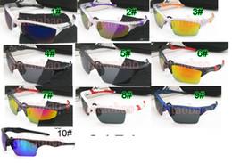Explosionsgeschützte sonnenbrille online-Sommer MÄNNER sports Sonnenbrillen explosionssichere Radsportbrillenfrauen im Freien Windaugenschutz-Sonnenbrille, die Gläser A ++ freies Verschiffen radfahren