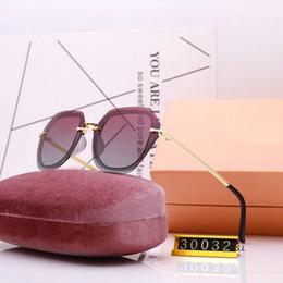 gafas de sol persol Rebajas miumiu 30032 Tablero de alta calidad SO SMOOTH WIND 30032 gafas de sol para hombre y mujer gafas de sol retro persol gafas de conducción con estuche original