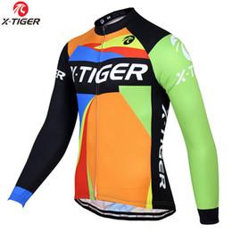 X-tiger Pro Camisetas de ciclismo de invierno Ropa para bicicletas Mtb Maillot Ropa Ciclismo Invierno Invierno Fleece Ropa de bicicleta desde fabricantes