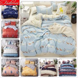 75f08d9ca2 Dog Pattern Duvet Cover 3 4 Pcs Bedding Set Adult Kids Child Soft Cotton Bed  Linen Single Full Queen King Size Bedspread 150x200 twin size bedding sets  dogs ...