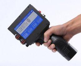 Canada imprimante de poche à jet d'encre de codes de date pour imprimante de poche portable pour le prix de l'encre d'imprimante TIJ de couleur Offre
