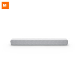 spdif speakers Coupons - Xiaomi Wireless TV Audio Theater Speaker Soundbarwireless Optical SPDIF AUX wall seat mounting Stylish