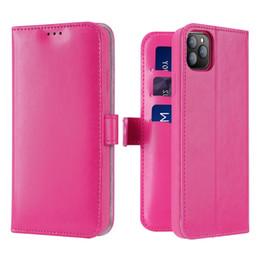 DUX Ducis KADO per Apple iPhone 11 Pro XS Max XR 7 8P caso di vibrazione casse del Cavalletto raccoglitore dell'unità di elaborazione di lusso firmati Telefono da casi di colore iphone 5c fornitori