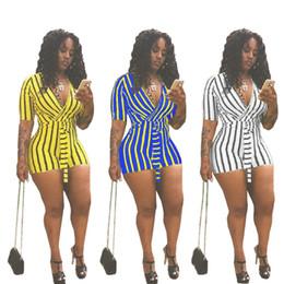 Комбинезон женский с коротким рукавом дизайнер комбинезон сексуальный ползунки элегантная мода облегающий комбинезон пуловер удобная клубная одежда klw0422 от
