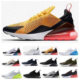 2019 scarpe da passeggio Nike air max airmax 270 vapormax flyknit 2019 Air Cushion Sneaker Designer Scarpe Outdoor Trainer Off Road Star Iron Sprite Pomodoro Uomo Generale Per Uomo Donna 5.5-11 sconti scarpe da passeggio