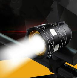 Taschenlampenbereich online-Fahrradscheinwerfer T6 Nacht Reiten Licht Taschenlampe Mountainbike-USB-Ladeautoscheinwerfer Langstrecken Fahrradzubehör