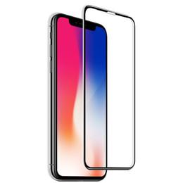 Canada 6d 9h Hd Full Coverage Verre Trempé Pour Iphone 7 Plus 6s Plus 8 Plus X Film Verre Iphone 7 8 X Protecteur D'écran Iphone 6 7 MG17 Offre