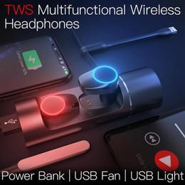 Cuffie wireless multifunzione JAKCOM TWS nuove in Cuffie Cuffie come cinturino da gioco best seller USA 2018 cinturino dell'orologio da