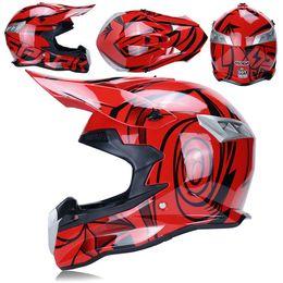 hot-pink-fahrräder Rabatt Heißer Verkauf Offroad Motocross Helm Moto Helm Top Qualität Kapazität Motocross ATV Dirt Bike Downhill MTB DH Rennhelm 143
