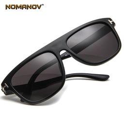 e6e59d3c4f Moda clásica de gran tamaño Hombres Mujeres Gafas de Sol Gafas de Sol con  Espejo Polarizado Por Encargo Miopía Menos Lente Prescrita -1 a-6