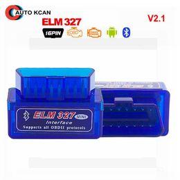 pode barramento bluetooth Desconto Super MINI elm327 Bluetooth V2.1 Faslink M1 elm 327 Obras Android Interface de Torque Auto CAN-BUS ELM327 Suporta Protocolos OBDII