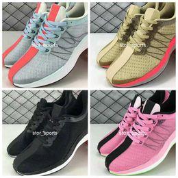 2019 chaussures nike zoom fly Pegasus Turbo Barely Grey Punch Negro Blanco Zapatillas de running para hombres Mujeres React ZoomX Pegasus 35 Eur 36-45 desde fabricantes
