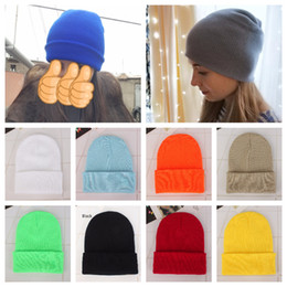 524733d6962c1 Discount cute ski hats - 23 Candy Colors Winter Hats Woman New Beanies Knitted  Solid Cute