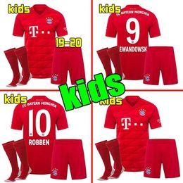 James jersey jugend online-2018 2019 Kinder Trikots Bayern München Trikot 18 19 MULLER VIDAL LEWANDOWSKI ROBBEN TOLISSO Heimtrikots JAMES Jugend Trikot ..
