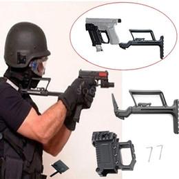 18 gun online-kublai tactical airsoft accessoriesToy Rifle Gun GLR 440 G17 Schaft für Zielfernrohrjagd für Gen 4 (nur 17 34) Gen 23 (17 18 19)