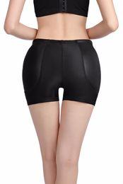 Neue hintern pads online-2019 neue Burvogue Butt Lifter Former Frauen Ass Padded Panties Abnehmen Unterwäsche Body Shaper Butt Enhancer Sexy Tummy Control Panties