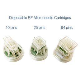 remoção livre estrias Desconto Cartucho para a remoção fracionária da remoção da cicatriz da máquina de Microneedle RF Remoção das marcas de estiramento do tratamento da acne da rf entrega livre do rejuvenescimento da pele