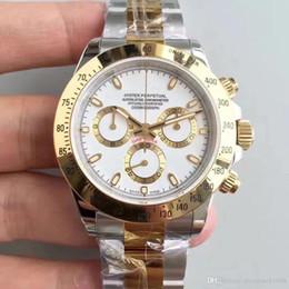 Argentina Reloj para hombre de moda de alta calidad serie TONA M116519 cara de oro simple acero inoxidable 316L 2813 relojes automáticos de máquina envío gratis Suministro