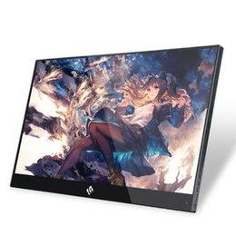 n box tv Скидка ALLOYSEED 15,6-дюймовый 4K сенсорный игровой монитор 3840x2160 HD экран портативного игрового монитора для PS4 Pro для XBOX ONE X