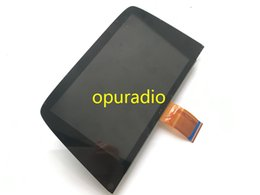 Chevrolet navegación con pantalla táctil online-Envío gratis a estrenar 8.0 pulgadas LQ080Y5DZ10 condensador de pantalla táctil de cristal para Opel Chevrolet DVD del coche GPS de navegación automática