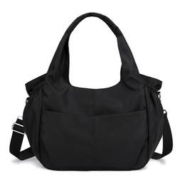 8930f0686087 Fashion Waterproof Women Handbag Casual Large Shoulder Hobos Bag Nylon Big  Capacity Tote Luxury Top-handle Design Crossbody Bag