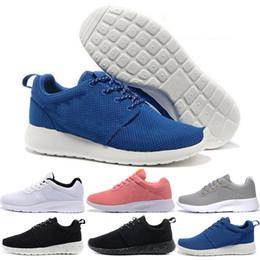 simboli sportivi Sconti Nike Roshe run Tanjun Londra 1.0 3.0 Scarpe sportive da uomo firmate sneakers da ginnastica triple bianco nero rosa simbolo blu grigio rosso da uomo scarpe da donna
