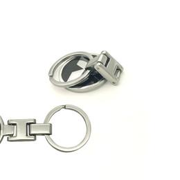 Estilo do carro Chaveiro Liga de Zinco Chaveiro Anel Chave Do Carro de Luxo Para Mitsubishi Lancer 10 ASX Pajero X logotipo Acessórios de