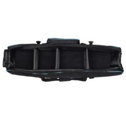 Tripé impermeável on-line-Meking 105 cm / 43in tripé saco de equipamentos de fotografia para suportes de luz guarda-chuvas tripé estúdio engrenagem transportando caso à prova d 'água