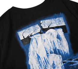 eismannt-shirt Rabatt Markendesigner aus T-Shirt-Sweatshirt Weiß blauen Pfeil Eismann Marke T-Shirt Markenhemd Straße Mode Sweatshirt heiß XX