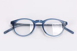 2019 papillons encadrés pas cher Monture de lunettes optiques de luxe-Vintage Oliver peuples ov5183 lunettes Gregory peck ov 5183 lunettes de vue montures de lunettes pour femmes et hommes