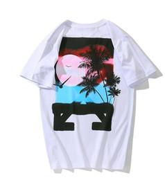 2019 maglietta del colletto mens Moda T-shirt per uomo e donna Hip Hop misto cotone Mens Tshirt tondo collo uomo Tops Estate T-shirt manica corta taglia S-2Xl maglietta del colletto mens economici