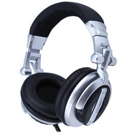 2019 auriculares somic Somic ST-80 Audífono profesional con audífono HiFi Super Bass DJ Headphone auriculares somic baratos