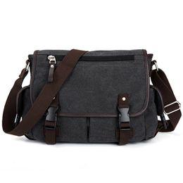 Sacchetti portatili portatili online-Donne borsa per il tempo libero spalla Messenger bag uomo Splicing Hit colore giuntura borse da viaggio tela portatile scuola borse laptop zainetto