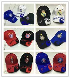 top caps designer hommes chapeaux vont avec real madrid hazard psg bayern milan chapeaux brodés en gros casquettes de baseball chapeau de boule ? partir de fabricateur