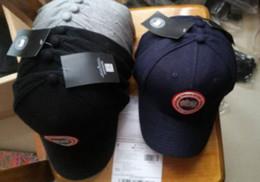 2019 cappuccio logo swag 2019 New Fashion Designer Mens Canada marca lana Baseball Caps Cappelli di marca Ricamato Mens Cappelli Donna Cappello Casual Cappelli da sole Cappelli sportivi