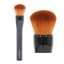 Creme wange online-Glattes Gesicht Wangen Make-up Pinsel Seidenfinish Blush Puder Creme Knick Highlighter Blending Contour Make-Up Pinsel Beauty-Tool
