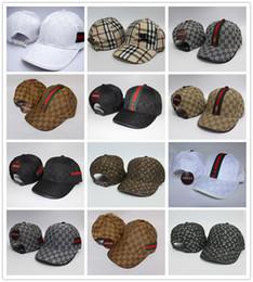 Diseñador de lujo al por mayor de la bola sombreros para mujer marca snapback gorra de béisbol deporte de la moda de fútbol diseñador Hat 14 colores desde fabricantes