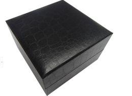 Пятно флип часы бумажная коробка смотреть Box Черный квадрат бумага часы коробка для хранения от