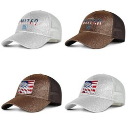 Ironworker America Flag Outdoor Snapback Sandwich Cap Adjustable Baseball Hat Street Rapper Hat