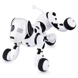 Le dernier ami dimei 9007A RC smart robot chien jouet pour enfants ? partir de fabricateur