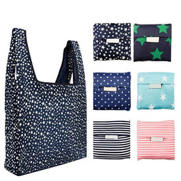 2019 bolsas de cor branca Reutilizáveis compras de supermercado sacos dobráveis, lavável Tote do mantimento com bolsa, £ 35 Peso Capacidade, Heavy Duty compras sacola, eco-friendly